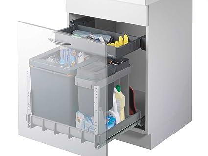 Stöckli Müllex Boxx R55 Bio 5069.01 Einbau Abfallsammler ...