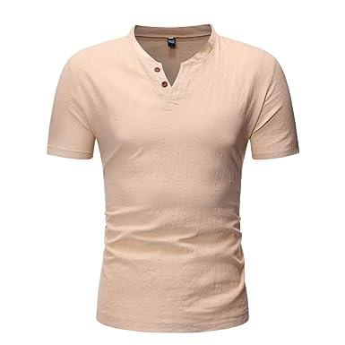 Tonsi_Pantalon de chándal para Hombre, elástico, Camisa para ...