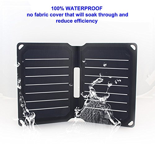 Flexsolar Foldable Waterproof Sunpower Electronic Benefits