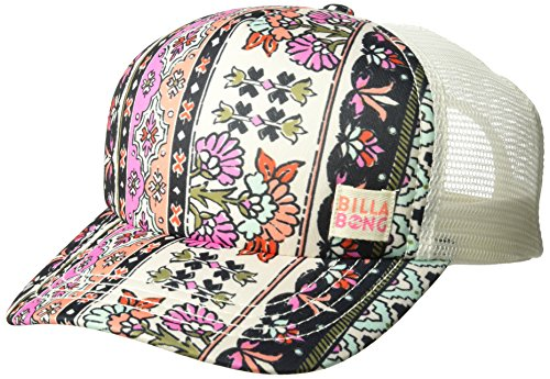 Billabong Girls' Girls' Shenanigans Hat Multi One - Hat Girls Trucker