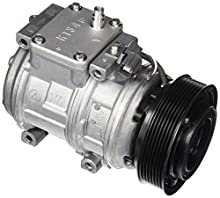 Denso 471-1360 New Compressor with Clutch