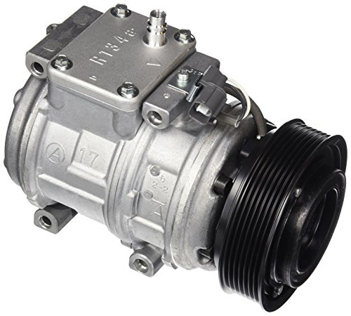 Denso 471-1360 New Compressor with - Clutch Rover Land Range