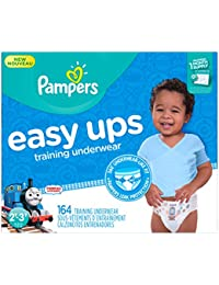 Easy Ups Training Pants Pull On Disposable Diapers for...