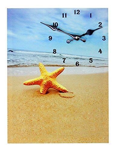 51cb5CdxiyL The Best Beach Wall Clocks You Can Buy