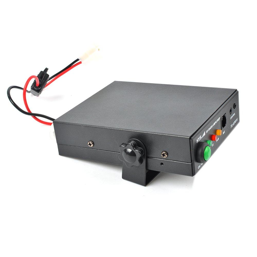 HYS 25W VHF 137-174MHz 2M Ham Walkie Talkie Power Amplifier For Motorola GP328 GP338 PRO5150 PRO7150 GP320 2 Way Radio by HYS (Image #4)