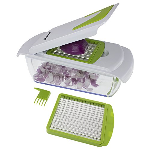 2 in 1 vegetable slicer - 2