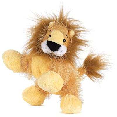 "Ganz Lil'Kinz Lion Plush, 6.5"": Toys & Games"