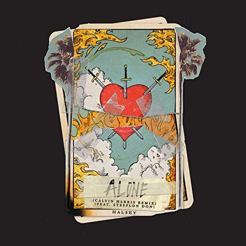 Alone (Calvin Harris Remix) [f...