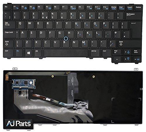 Nueva Dell Latitude E5440Reino Unido Inglés Teclado retroiluminado envío Windows 8Clave 0pnc08pnc08UK 3kk86