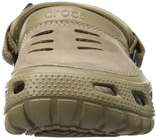 Sport Yukon Crocs Mens Crocs Coffee Mens Khaki xqpv1In
