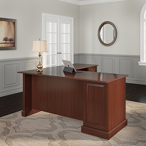 Saratoga Executive L  Desk Deal (Large Image)