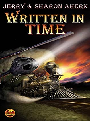book cover of Written in Time