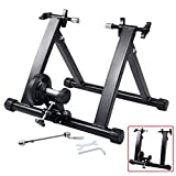 Eight24hours New Portable Indoor Exercise Magnetic Resistance Bicycle Trainer Bike Stand - B4