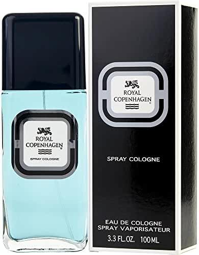 ROYAL COPENHAGEN by Royal Copenhagen COLOGNE SPRAY 3.3 OZ (Package Of 2)