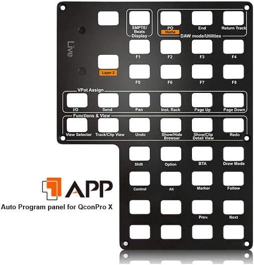 Icon Pro Audio QCon Pro X Panel ICOA-APPS1