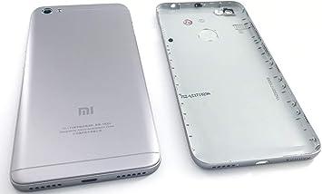 Tapa para Xiaomi Redmi Note 5A 5A LTE Mde6 Y1 Lite Gris: Amazon.es: Electrónica