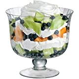 Artland Aspen Trifle Bowl, Clear