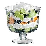 Artland Aspen Trifle Bowl, Clear
