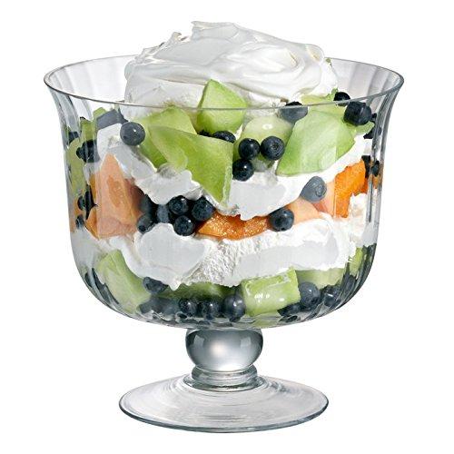 Artland Aspen Trifle Bowl, Clear Artland Inc. 80543