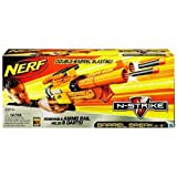 Recommended Age: 6 Years And Up - Nerf Barrel Break IX-2 N-Strike Blaster