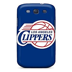 Samsung Galaxy S3 DmQ11280WELR Provide Private Custom HD Los Angeles Clippers Series Scratch Resistant Hard Phone Case -Marycase88