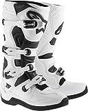 Alpinestars Tech 5 Boots - 10/White/Black