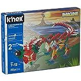 K'NEX Beasts Alive – K'NEXosaurus Rex Building Set – 255 Pieces –  Ages 7+ Engineering Educational Toy - 15588