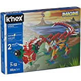 K'NEX Beasts Alive – K'NEXosaurus Rex Building Set – 255 Pieces –  Ages 7+ Engineering Educational Toy