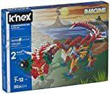 K'NEX Beasts Alive – K'NEXosaurus Rex Building Set – 255 Pieces – Ages