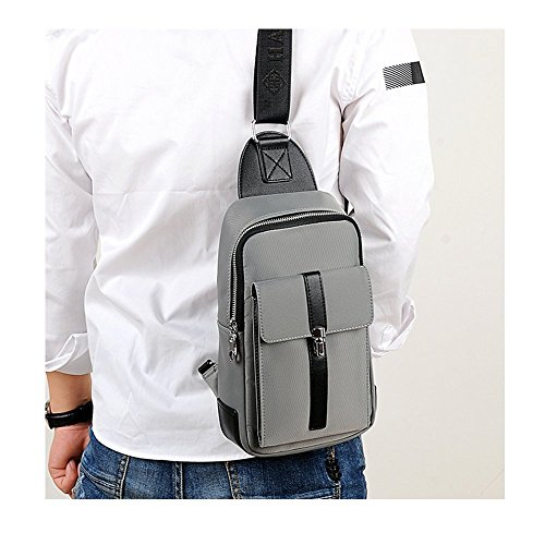 Bags Bag Messenger Cycling Sports Package A Leather Chest Shoulder Single C Bag Bag Mens TUnXx4Hq