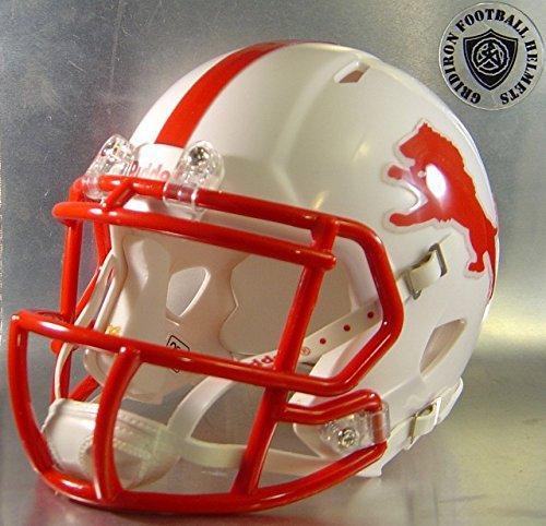 Lackawanna Trail Lions 2012-2015 - Pennsylvania High School Football MINI Helmet