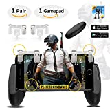 "Cheap LTC Scissor's Series Mobile Game Controller Set, include LTC ""ScissorHands"" Game Trigger M2 and LTC ""ScissorBrothers"" Game Holder H1, Compatible with 4.5"" to 6.4"" Smartphone – Transparent"