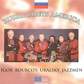 Amazon.com: Dunja: Igor Bourco's Uralsky Jazzmen: MP3 Downloads