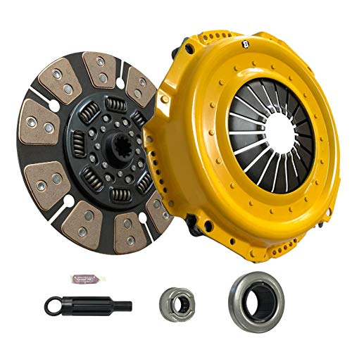 Diesel Performance Clutches - Ultim8 Stage 3 Heavy Duty Highest Performance Clutch Kit for Max Power Delivery & Longer Life, Fits 94-98 Dodge Ram 2500 3500 5.9L Cummins Diesel (05-073-3)