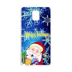 Moonmini Merry Christmas Santa Claus Gifts Pattern Custom Case for SamSung Galaxy Note4?