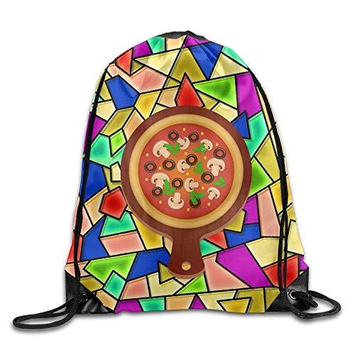 rasktas Fairy Tales Castles Wallpapers Halloween Unisex Gym Drawstring Shoulder Bag Backpack String Bags