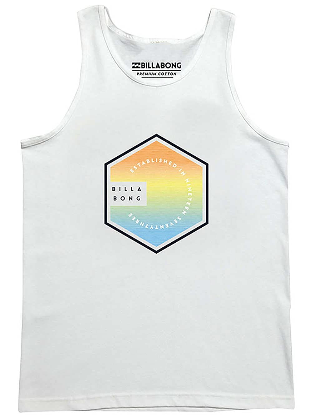 Tank Top Kids Billabong Six Tank Top Boys