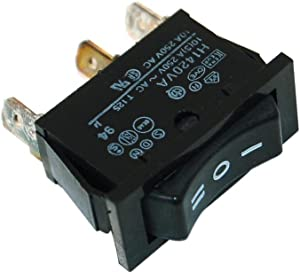 Hoover Vacuum Cleaner Switch. Genuine part number 09027913