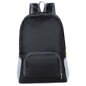Amazon.com : Folding Bag Outdoor Shoulder-Skin Bag Ultra ...