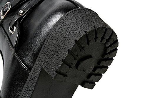 mujer Zapatos AdeeSu Negro cerrados Para qA1xBZ1