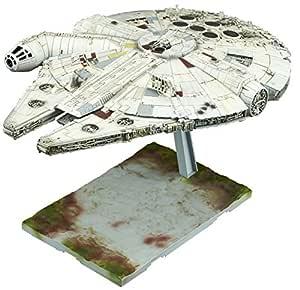 Bandai Star Wars 1/144 Millenium Falcon Model Kit
