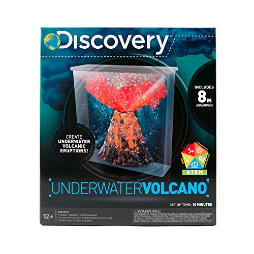 Discovery Underwater Volcano by Horizon Group USA -