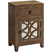 Ashley Charlowe Night Stand in Brown