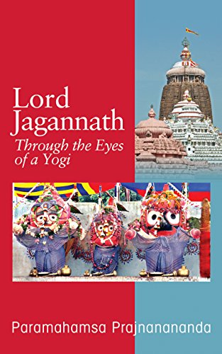 Lord Jagannath: Through the Eyes of a Yogi