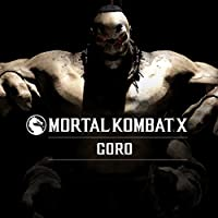 Mortal Kombat X: Goro - PS4 [Digital Code]