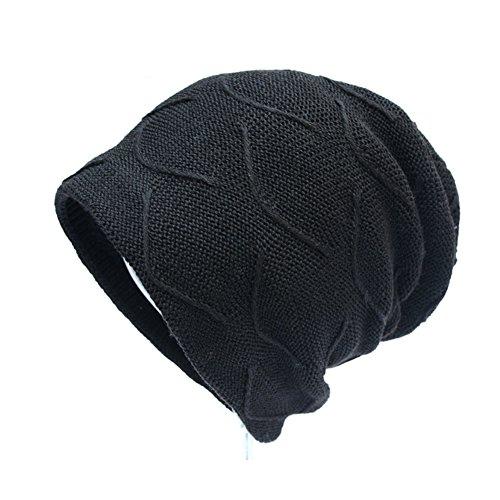 lana amantes al de la knit I Casquillos de aire la libre calientes casquillos de manera casquillos cabeza v8qwF