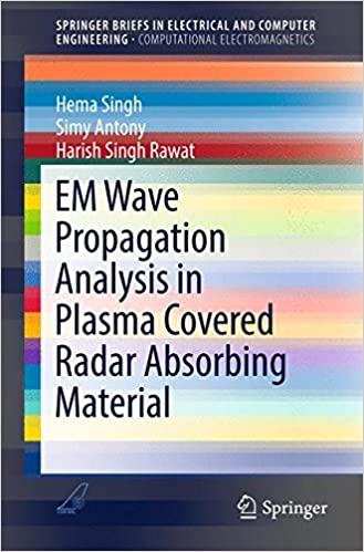 EM Wave Propagation Analysis in Plasma Covered Radar Absorbing Material (SpringerBriefs in Electrical and Computer Engineering)