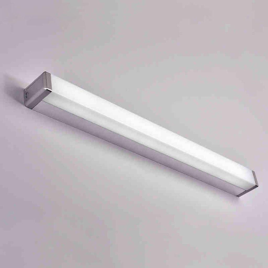 QWM-Badspiegellampe Antifogging Rost Spiegel Lampe Wandleuchte Badezimmer Spiegel Kabinett Make-up LampenLed Spiegel Licht Einfach Modern QWM-Bad Wandleuchten