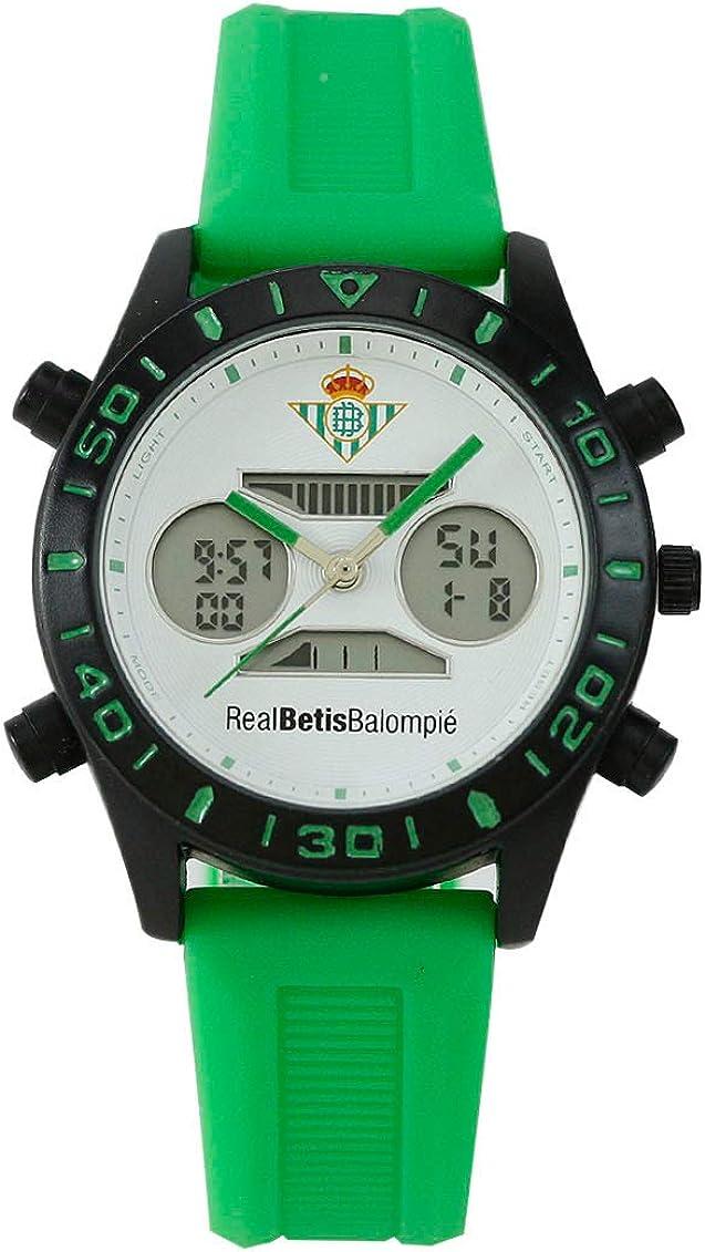 Real Betis Balompie - Reloj Pulsera cadete Digital