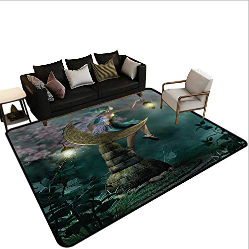 Fantasy,Outdoor Floor Mats 60